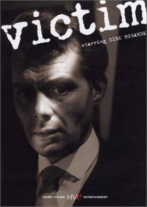 "Dirk Bogarde in ""Victim"""