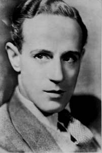 Leslie Howard, the film star