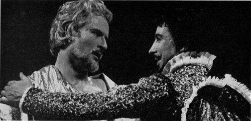 Alan Howard and Ian Richardson
