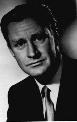 Leslie's son, also an actor, Ronald Howard.