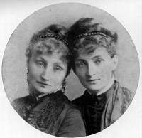 Virginia and Isabel